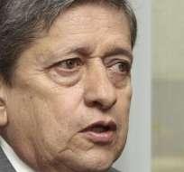 QUITO, Ecuador.- Carlos Marx Carrasco señaló que la convocatoria al diálogo estaba prevista antes del anuncio de paro. Foto: API