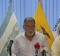 ECUADOR. El sector empresarial no termina de convencerse de los argumentos presidenciales para establecer un diálogo. Foto: captura de pantalla