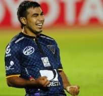 QUITO.- El jugador ecuatoriano jugará en Independiente del Valle en condición de préstamo.  Foto: Tomado de web Independiente del Valle.