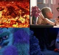 Momentos más tristes de Pixar