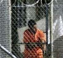 Cuba.-Portavoz presidencial de la Casa Blanca comunicó plan de cierre de prisión de Guantánamo. Foto: archivo
