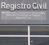 ECUADOR.- Según las autoridades, el jugador fue inscrito con dos fechas de nacimiento distintas. Foto: Registro Civil