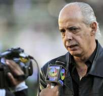 Carlos Chávez tiene orden de detención. Es presidente de la Federación Boliviana de Fútbol y tesorero de la Conmebol.
