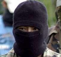 SUCUMBÍOS, Ecuador.- Bartolomé Jamioy fue detenido como presunto cabecilla de las FARC en el país. Foto referencial