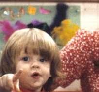 Ellos eran los hijos del tío Jesse (John Stamos) y la tía Becky (Lori Loughlin).