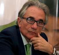 ECUADOR.- Fernando Albericio fue separado de su cargo como rector de la Universidad de Yachay. Foto: Flickr / Yachay Tech.