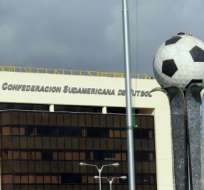 GUAYAQUIL, Ecuador.- La FEF aún puede presentar pruebas de descargo ante Conmebol. Foto: Archivo.