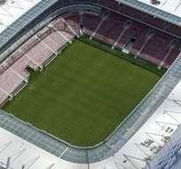 El estadio Arena Pernambuco.