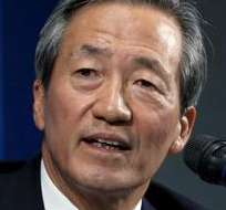 Chung Moon-Joon es uno de los candidatos a la presidencia de la FIFA.