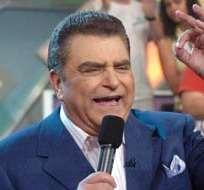 """El 19 de septiembre saldrá el último capítulo del programa que ha conducido por 53 años: """"Sábado Gigante""""."""
