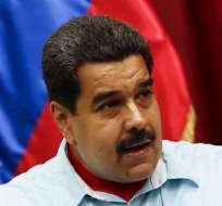 El presidente Nicolás Maduro inició una campaña en Twitter para mostrar su apoyo a Correa. Foto: Web