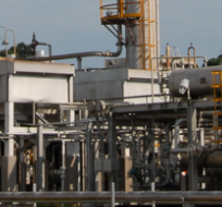 Refinería de Petroecuador en la Amazonía. Foto: Petroecuador.