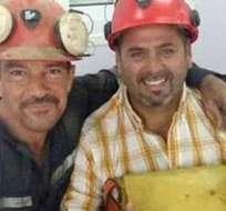 En la cinta, Sepúlveda es interpretado el actor español Antonio Banderas. Foto: Tomado de Twitter Vivan Estudiantes.