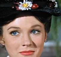 EE.UU.- La cinta original fue protagonizada por Julie Andrews en 1964 y por esa actuación obtuvo un Óscar. Foto: Humanisgroup.com
