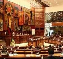 24 asambleístas de oposición presentaron un proyecto de ley para reformar parcialmente la ley de comunicación, que rige en el país desde hace más de dos años. Foto referencial