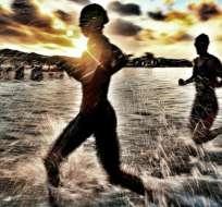 ¿Está la resistencia física en la mente? Foto: BBC MUNDO