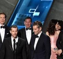 Es primera vez que una serie gana 12 Emmys en un mismo año.
