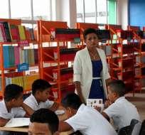 ECUADOR.- El año lectivo del ciclo Costa tendrá 195 días en lugar de 210 días, anunció el ministro de Educación. Foto: Archivo