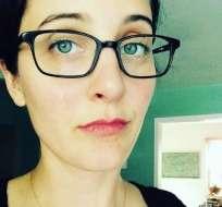 """""""No sabes si esa persona está luchando contra la infertilidad o el duelo de un aborto natural"""", publicó la escritora. Foto: Facebook Emily Bingham."""
