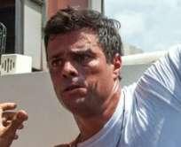 El 10 de septiembre Leopoldo López y otros cuatro imputados  ejercerán su derecho de palabra y la jueza a cargo del caso dictará sentencia. Foto archivo