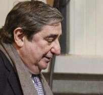 LA CORUÑA, España.- Lendoiro está acusado de usar mayorías ficticias en juntas de accionistas. Foto: Diario El Confidencial.