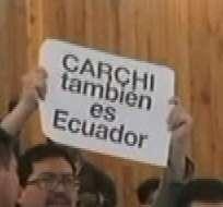 ECUADOR.- Productores y comerciantes de Carchi se quejan de la fuga de dinero hacia Colombia.