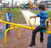 Foto: Empresa Pública de Parques Urbanos y Espacios Públicos