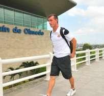 Damián Díaz volverá a Barcelona si José Francisco Cevallos gana las elecciones presidenciales del club.