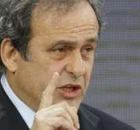LAUSANA, Suiza.- Platini lleva varios años al frente de la UEFA. Foto: AFP.