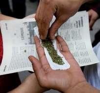 Durante operativo se incautó 1.973 gramos de diferentes drogas. Foto: ARCHIVO