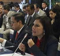 QUITO, Ecuador.- El Estado asumirá el costo de los beneficios que plantea en la ley de incentivos a la alianza público-privada. Foto: Asamblea Nacional