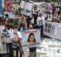 COLOMBIA.- Se estima que son más de 25.000 personas desaparecidas desde que inició el conflicto. Foto: Archivo