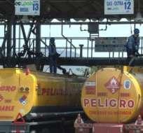 ECUADOR.- Petroecuador trabaja en propuesta para eliminar otro subsidio a la gasolina. Foto: Archivo