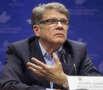Xavier Lasso fue designado como Viceministro de Relaciones Exteriores e Integración Política, en una de las primeras decisiones de Ricardo Patiño al retomar su cargo.
