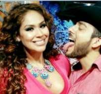 Los presentadores Enrique Tovar y Tania Reza fueron despedidos por presuntamente fingir acoso sexual. Foto tomada de ahoranoticias