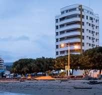 BAHÍA DE CARÁQUEZ, Manabí.- A 30 minutos de este cantón se localizan los balnearios Santos, San Clemente, San Alejo y San Antonio. Foto: Flickr.com.