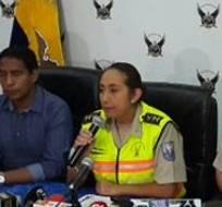 La Policía sugiere a los ciudadanos acogerse a programas de seguridad durante el feriado. Foto: Ministerio del Interior.