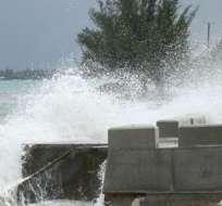 CHARLESTON, EE.UU.- La agencia de atención de emergencias de Bahamas por el momento no ha reportado víctimas mortales. Fotos: EFE.