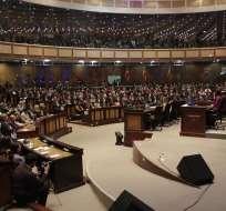 Quito.- La incitativa fue enviada con el carácter de urgente en materia económica. Foto: Referencial / Flickr: Asamblea Nacional