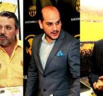 De estos tres candidatos, uno captará la presidencia de Barcelona para los próximos cuatro años.