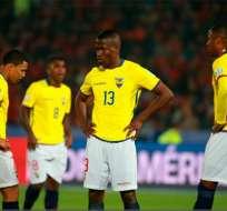 Enner Valencia se encuentra recuperado y estará en la lista de convocados para los juegos que tendrá Ecuador ante Uruguay y Venezuela.
