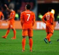 Holanda cayó de local y no pudo aferrarse al milagro de una clasificación.