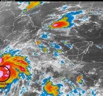 Fenómeno provocaría posibles deslaves en zonas de montaña e inundaciones en zonas bajas. Foto: Servicio Meteorológico Nacional de México