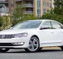 EE.UU.- Los modelos implicados son los autos con motores de gasolina Beetle, Jetta y Passat. Foto referencial de Internet
