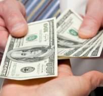 ECUADOR.- Los empleados podrán recibir hasta 8.496 dólares por concepto de utilidades. Foto: Archivo