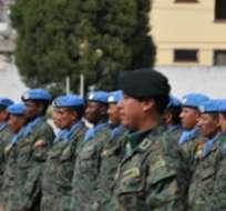 GUAYAQUIL, Ecuador.- Una de las enmiendas busca garantizar los recursos que se destinarán a pagar las jubilaciones de los miembros de las Fuerzas Armadas y de la Policía Nacional. Foto: Ministerio de Defensa.