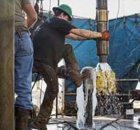Foto referencial de producción petrolera tomada de cnbc.com