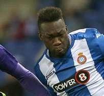 BARCELONA, España.- Caicedo no anotó esta vez pero fue un puntal de la victoria. Foto: EFE.