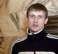 El atleta ruso se encontraba en un hotel al momento de ocurrir el deceso.
