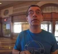 El video llamó la atención que incluso GoPro le dejó un mensaje en los comentarios.